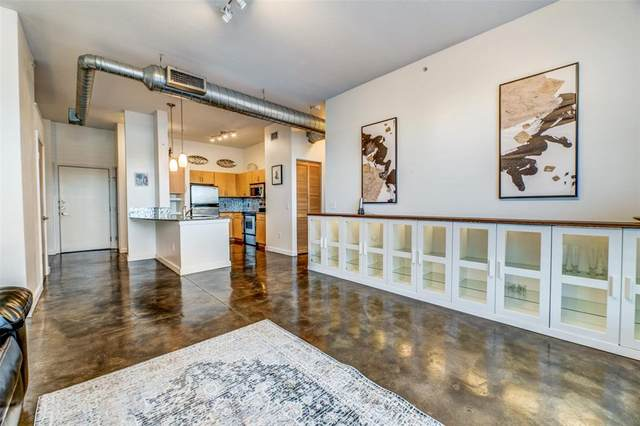 201 W Lancaster Avenue #205, Fort Worth, TX 76102 (MLS #14284429) :: All Cities Realty