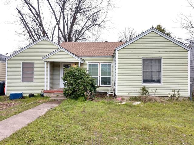 4012 Valentine Street, Fort Worth, TX 76107 (MLS #14284438) :: The Chad Smith Team