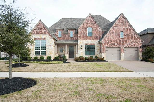 4440 Bristleleaf Lane, Prosper, TX 75078 (MLS #14284439) :: All Cities Realty