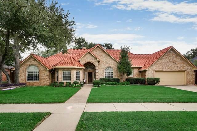 309 Brock Street, Coppell, TX 75019 (MLS #14284444) :: Team Tiller