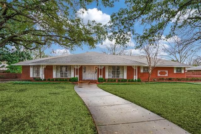 4324 Cedarbrush Drive, Dallas, TX 75229 (MLS #14284458) :: Van Poole Properties Group