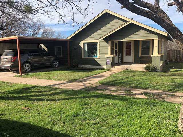 601 E Rotan Street, Stamford, TX 79553 (MLS #14284461) :: RE/MAX Pinnacle Group REALTORS