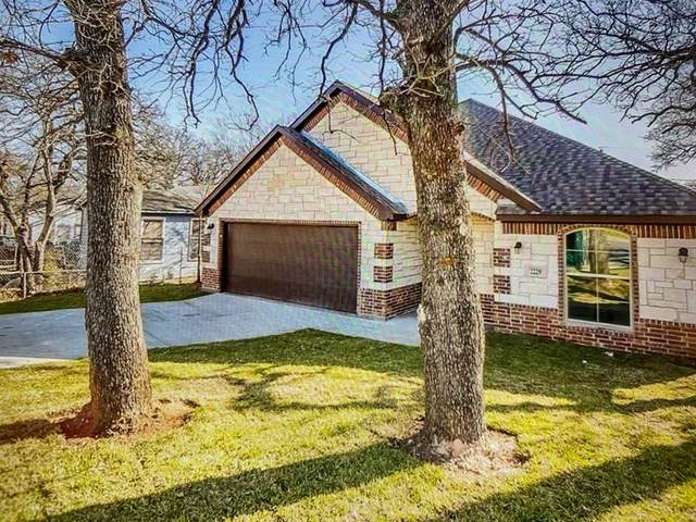 2229 Miller Avenue, Fort Worth, TX 76105 (MLS #14284462) :: Ann Carr Real Estate