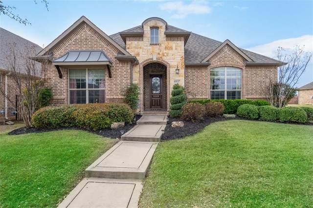 6937 Bobwhite Drive, North Richland Hills, TX 76182 (MLS #14284474) :: NewHomePrograms.com LLC