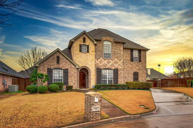 10 Leighton Court, Mansfield, TX 76063 (MLS #14284490) :: North Texas Team | RE/MAX Lifestyle Property