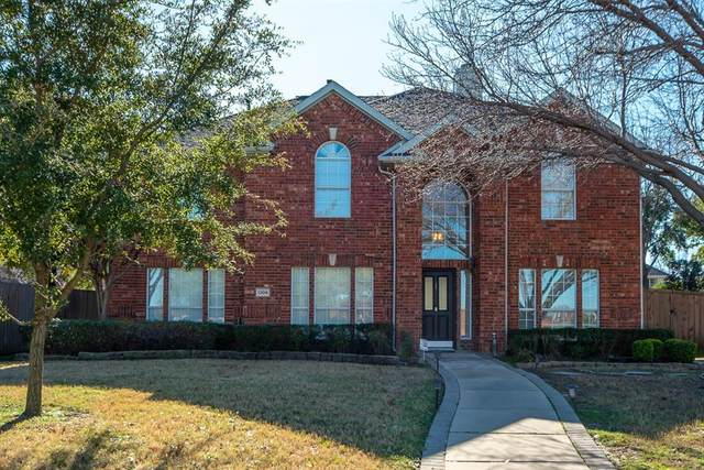 1309 Breanna Way, Coppell, TX 75019 (MLS #14284513) :: All Cities Realty