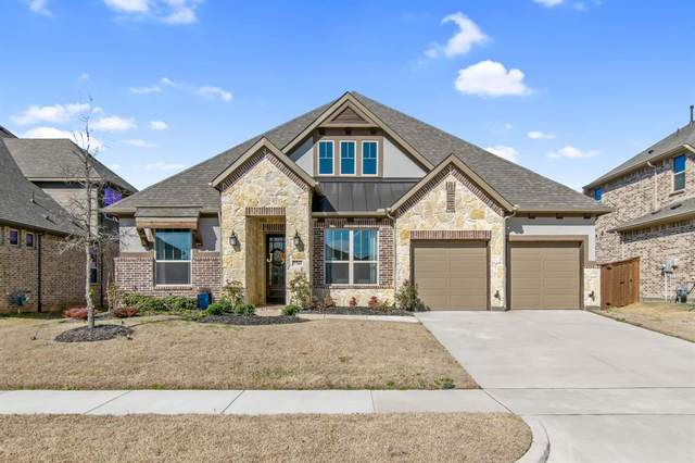 7705 Weatherford Trace, Mckinney, TX 75071 (MLS #14284519) :: The Heyl Group at Keller Williams