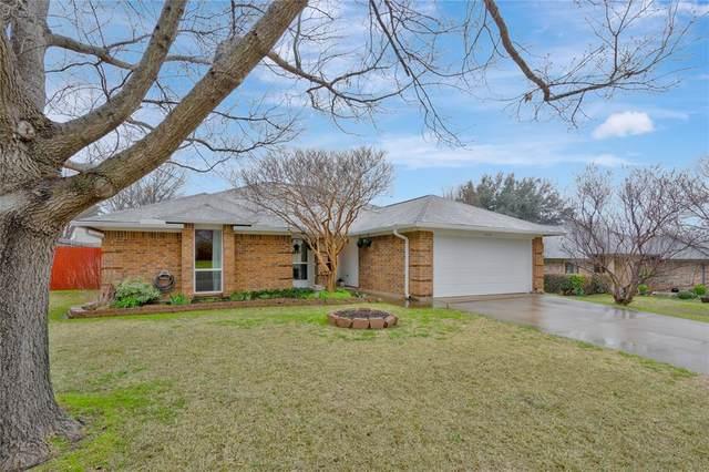 6712 Inwood Drive, North Richland Hills, TX 76182 (MLS #14284535) :: The Good Home Team
