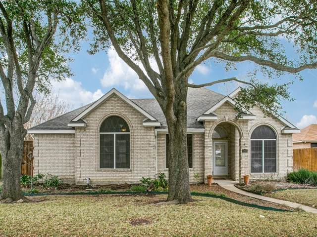 1205 Spring Creek Drive, Allen, TX 75002 (MLS #14284551) :: All Cities Realty
