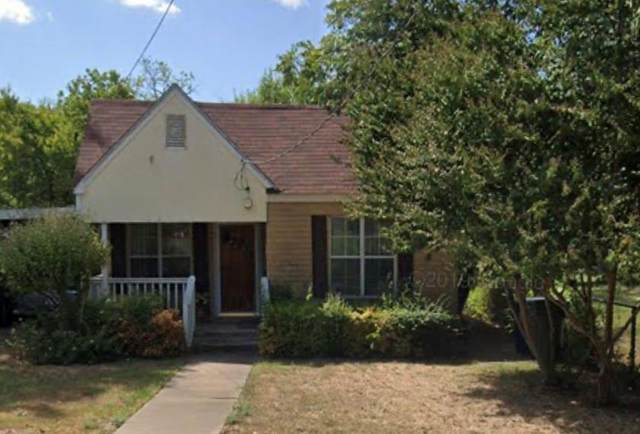 815 N Bond Avenue, Dallas, TX 75211 (MLS #14284557) :: The Daniel Team