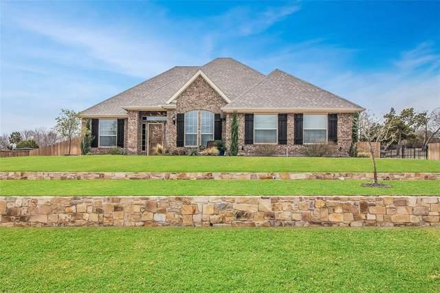 212 Golden Arrow Drive, Hudson Oaks, TX 76087 (MLS #14284561) :: The Kimberly Davis Group