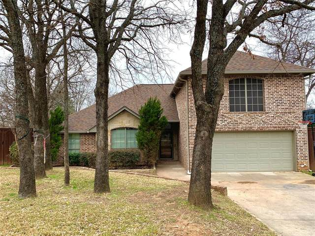 529 Meadowbrook Street, Lake Dallas, TX 75065 (MLS #14284562) :: Real Estate By Design
