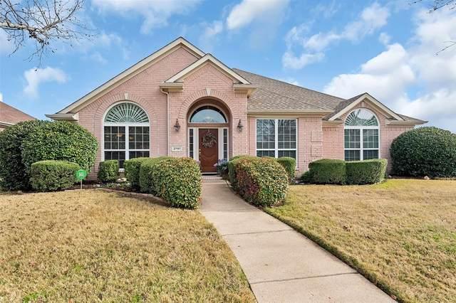 2797 Vista View Drive, Lewisville, TX 75067 (MLS #14284571) :: The Rhodes Team