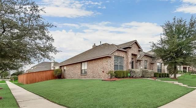 201 Rose Garden Way, Red Oak, TX 75154 (MLS #14284573) :: The Rhodes Team