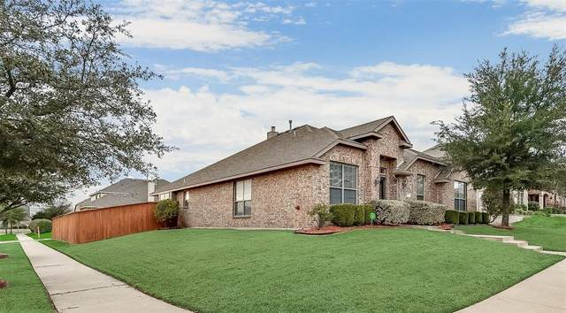 201 Rose Garden Way, Red Oak, TX 75154 (MLS #14284573) :: Tenesha Lusk Realty Group