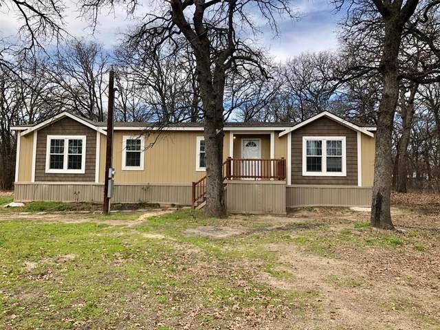 1035 Meadow Oaks Street, Reno, TX 76020 (MLS #14284579) :: The Hornburg Real Estate Group