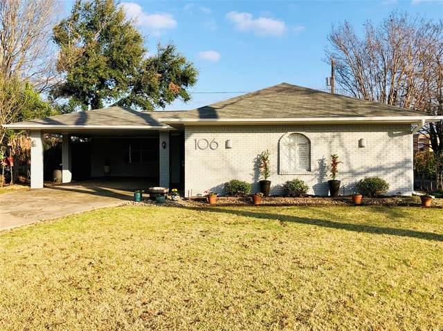 106 N Weatherred Drive, Richardson, TX 75080 (MLS #14284608) :: The Mitchell Group