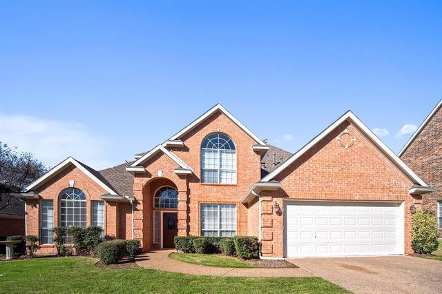 5517 Frost Lane, Flower Mound, TX 75028 (MLS #14284615) :: Post Oak Realty