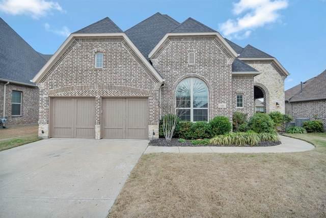928 Highpoint Way, Roanoke, TX 76262 (MLS #14284676) :: The Good Home Team