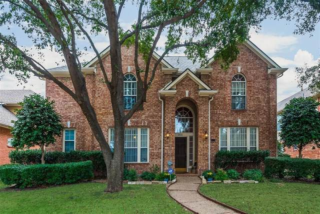 3836 Acacia Trail, The Colony, TX 75056 (MLS #14284677) :: Vibrant Real Estate