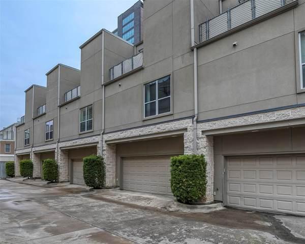 4312 Mckinney Avenue #7, Dallas, TX 75205 (MLS #14284685) :: The Mauelshagen Group