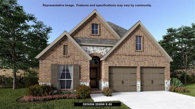 8617 Holliday Creek Way, Mckinney, TX 75071 (MLS #14284688) :: All Cities Realty