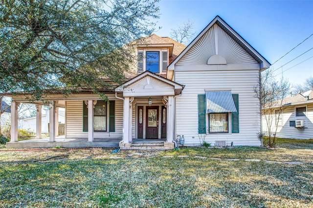 1511 Park Street, Commerce, TX 75428 (MLS #14284691) :: Team Tiller