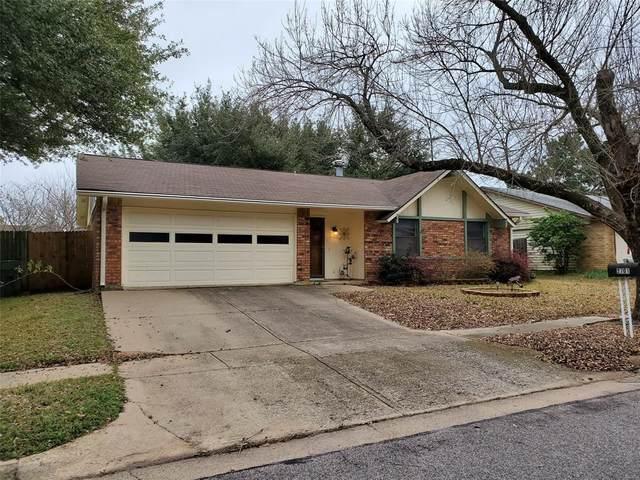 2701 Crestmoor Court, Arlington, TX 76016 (MLS #14284700) :: Trinity Premier Properties