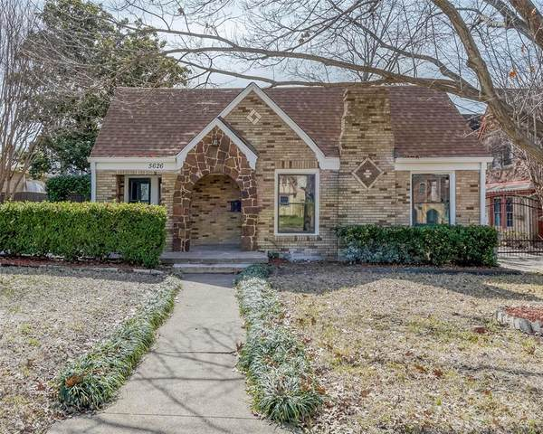 5626 Mccommas Boulevard, Dallas, TX 75206 (MLS #14284702) :: The Good Home Team
