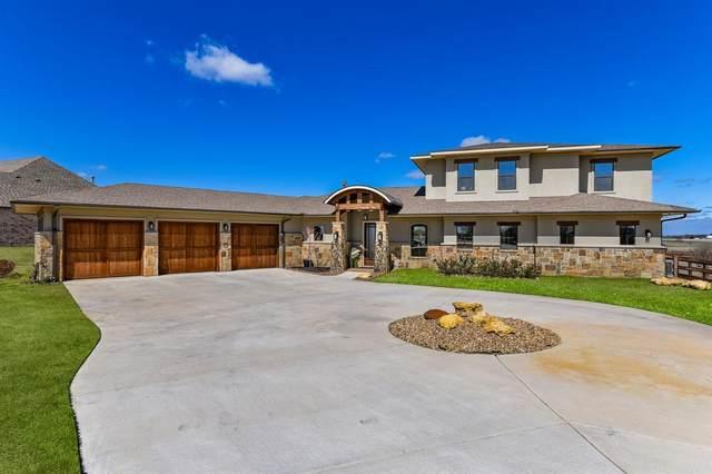 3272 Glenmore Avenue, Northlake, TX 76247 (MLS #14284708) :: Baldree Home Team