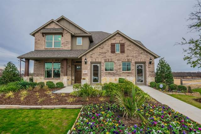 671 Gray Wolf Drive, Prosper, TX 75078 (MLS #14284735) :: The Kimberly Davis Group