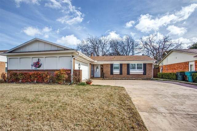 2313 N Ricketts Street, Sherman, TX 75092 (MLS #14284753) :: The Kimberly Davis Group