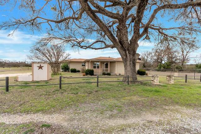 1983 Richey Road, Bowie, TX 76230 (MLS #14284783) :: The Heyl Group at Keller Williams