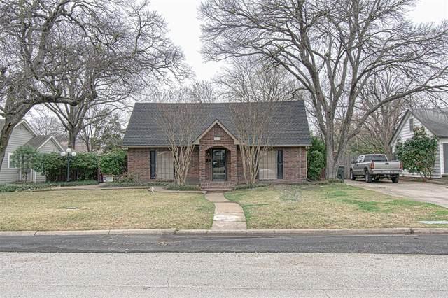 1005 W Avenue F, Garland, TX 75040 (MLS #14284786) :: The Good Home Team