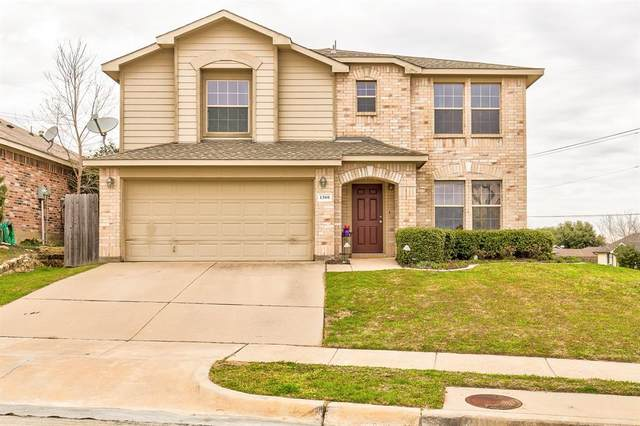 1300 Wind Star Way, Fort Worth, TX 76108 (MLS #14284795) :: The Kimberly Davis Group