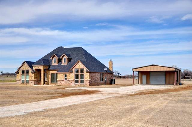 210 Lazy B Lane, Springtown, TX 76082 (MLS #14284799) :: Trinity Premier Properties