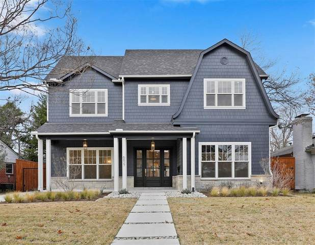 6827 Northridge Drive, Dallas, TX 75214 (MLS #14284806) :: Trinity Premier Properties