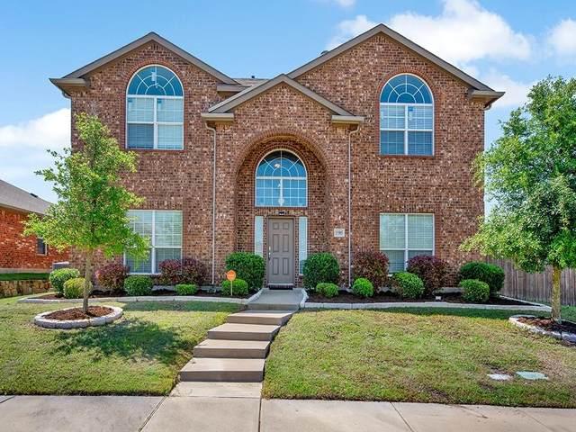 1185 Highbluff Lane, Rockwall, TX 75087 (MLS #14284808) :: The Kimberly Davis Group
