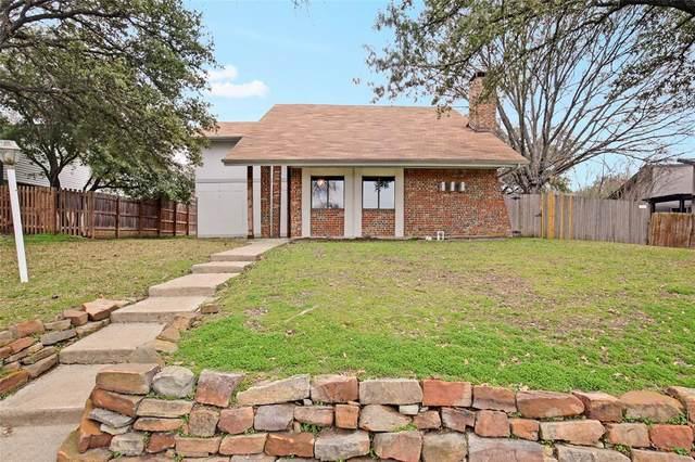 3702 Viewmont Drive, Carrollton, TX 75007 (MLS #14284822) :: Team Tiller