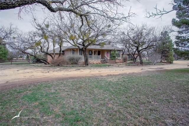 5330 Iberis Road, Abilene, TX 79606 (MLS #14284830) :: The Mitchell Group