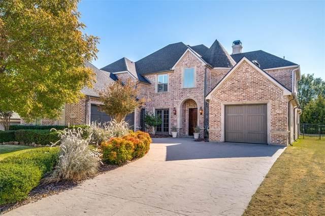 2890 Creekwood Lane, Prosper, TX 75078 (MLS #14284837) :: Trinity Premier Properties