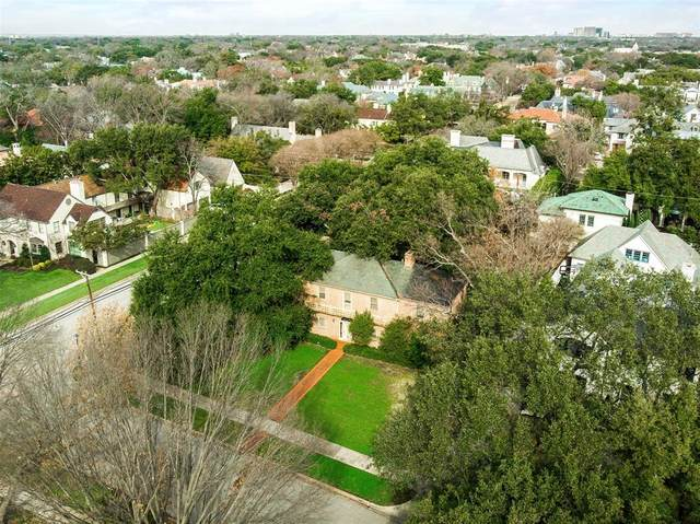 4240 Arcady Avenue, Highland Park, TX 75205 (MLS #14284843) :: Team Tiller
