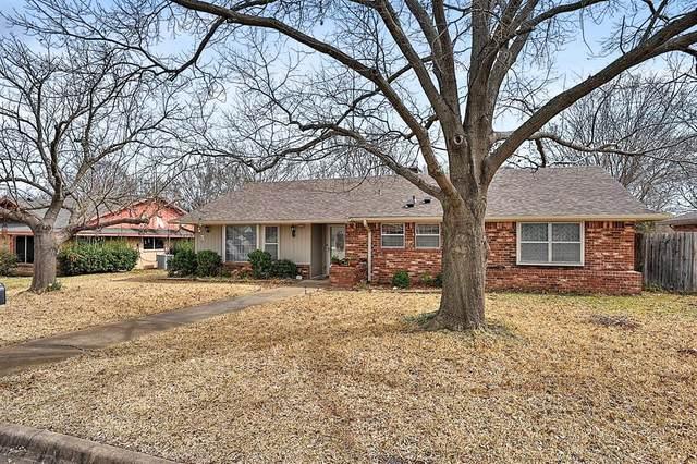 1809 Ridgeway Drive, Sherman, TX 75092 (MLS #14284846) :: Van Poole Properties Group