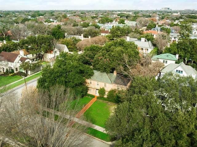 4240 Arcady Avenue, Highland Park, TX 75205 (MLS #14284852) :: Team Tiller
