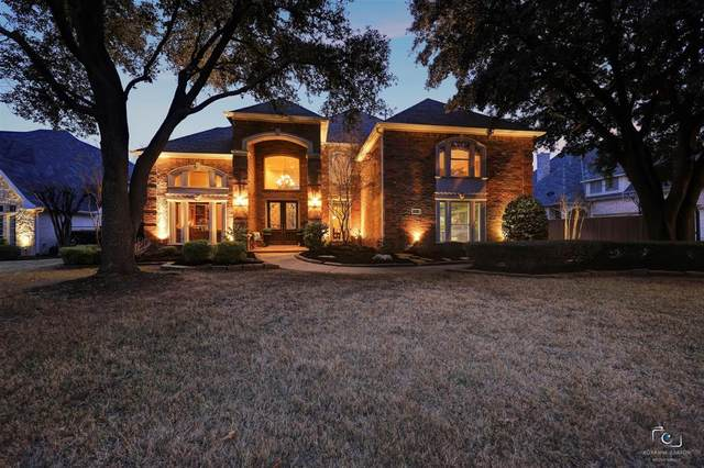 611 Logans Lane, Southlake, TX 76092 (MLS #14284867) :: The Mitchell Group