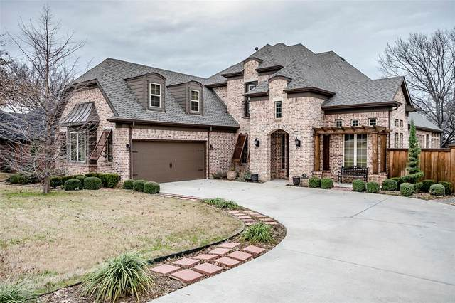 1433 Hidden Oaks Circle, Corinth, TX 76210 (MLS #14284869) :: The Good Home Team