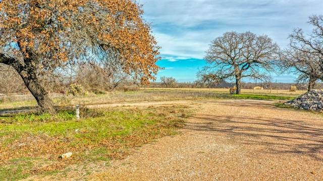 1233 Tidwell Road, Weatherford, TX 76087 (MLS #14284877) :: The Kimberly Davis Group