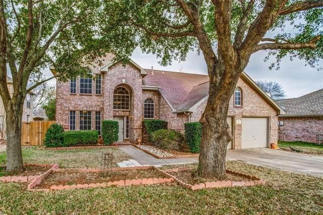 7800 Brookview Drive, Frisco, TX 75034 (MLS #14284883) :: The Kimberly Davis Group