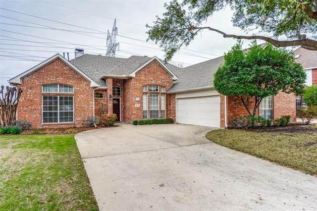 3901 Bramley Way, Plano, TX 75093 (MLS #14284886) :: Post Oak Realty