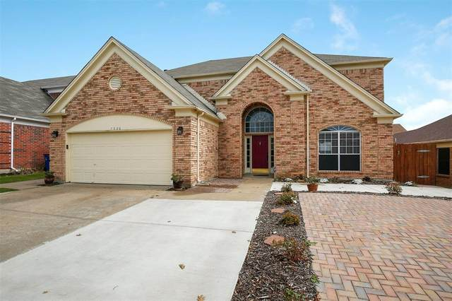 7020 Lyndale Drive, Watauga, TX 76148 (MLS #14284890) :: Justin Bassett Realty